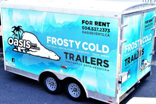 Large-Format Printing-Vancouver-Oasis-Trailer-Wrap